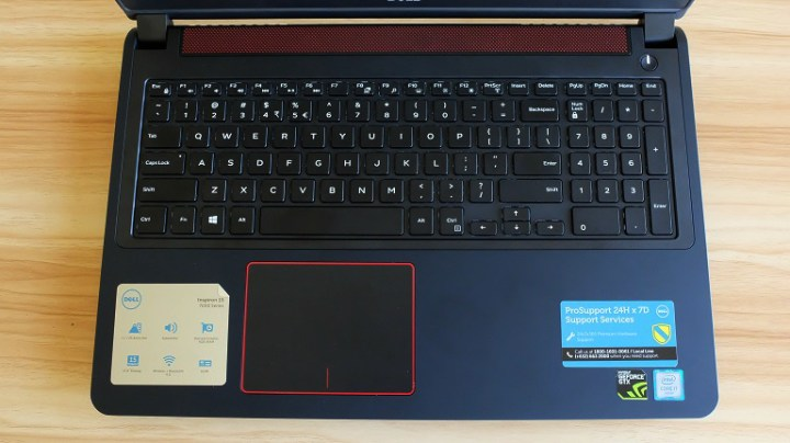 Dell Inspiron 15 7000 Series Gaming Notebook Review