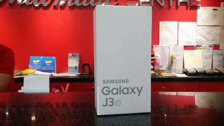 Samsung Galaxy J3 (2016) reaches local store for under Php