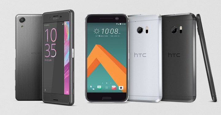 HTC SONY