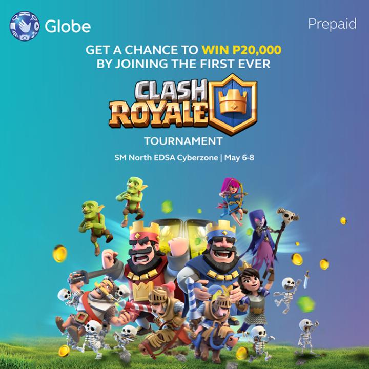 globe-clash-royale