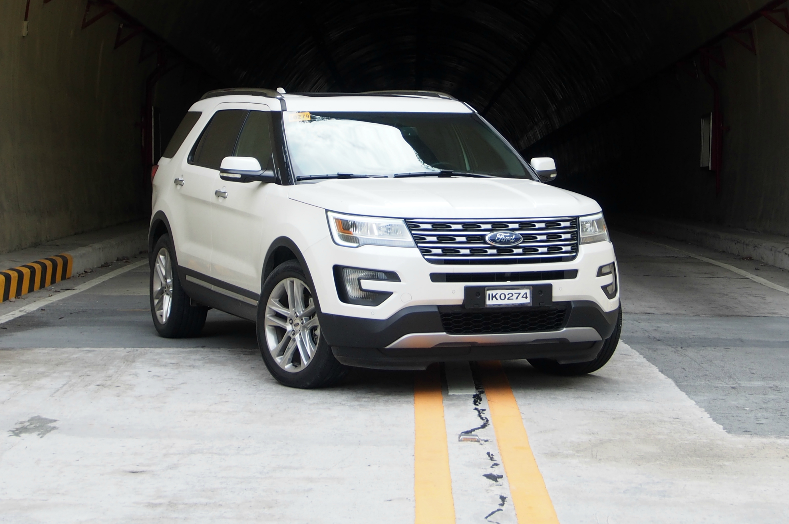 2016 Ford Explorer Review Accessible Luxury Yugatech