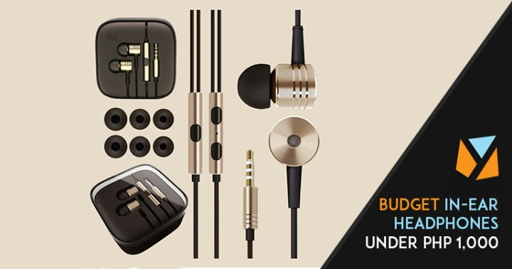 Budget In-Ear Headphones under Php1k (July 2016)-2