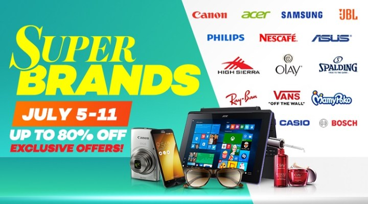 Lazada Super Brands Sale: Smartphones - YugaTech