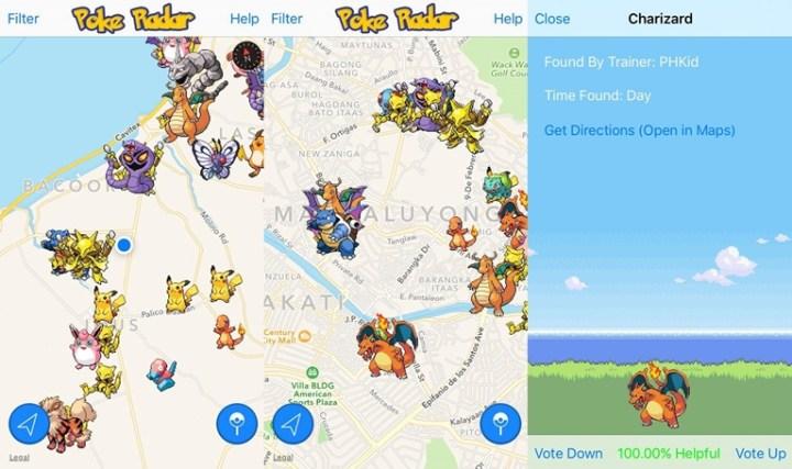 poke-radar-screenshots