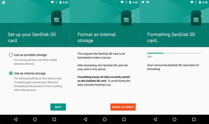 How to Move Your Android Apps from Internal Storage to SD