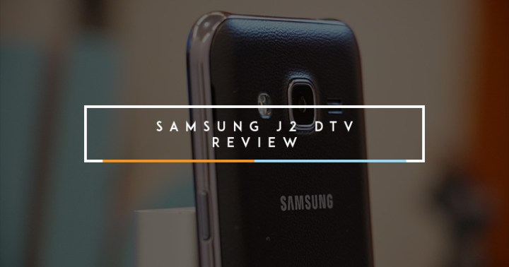 Video: Samsung J2 DTV Review - YugaTech | Philippines Tech
