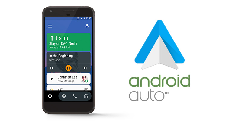Android Auto now also a standalone app for your smartphone