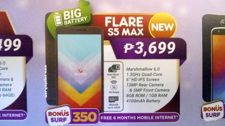 cherry-mobile-flare-s5-max-brochure