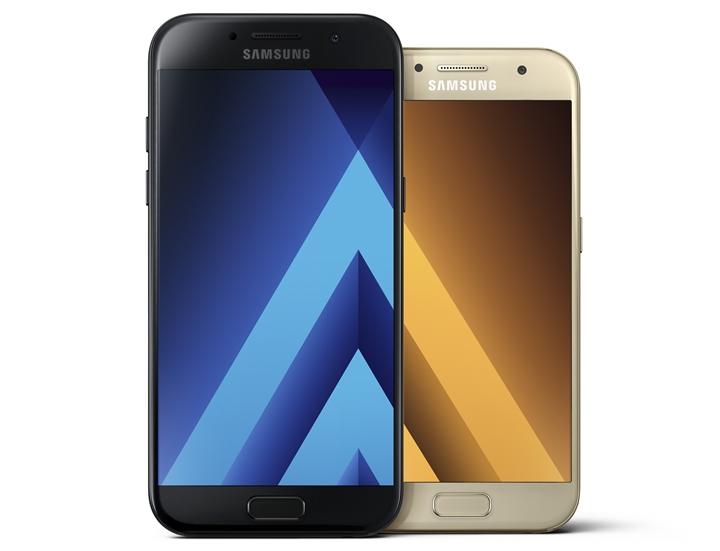 Samsung Galaxy A7 (2017), Galaxy A5 (2017) launches in PH