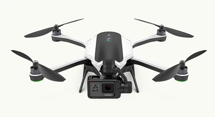 Basically The GoPro Karma Uses Companys Action Cameras To Bring Up In Air And Shoot It Is Compatible With Latest Hero5 Black As
