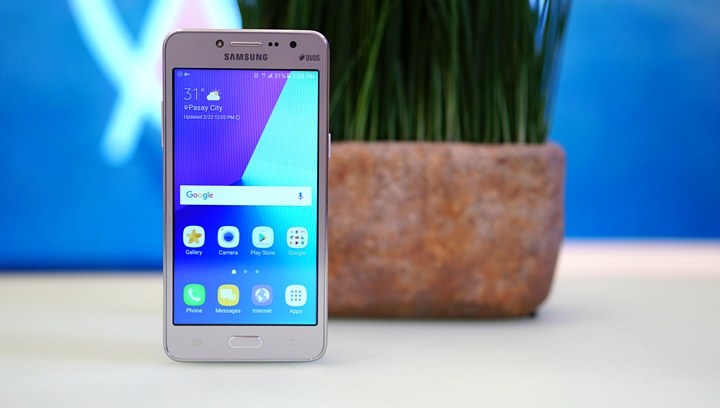 Samsung Galaxy J2 Prime Review - YugaTech | Philippines Tech