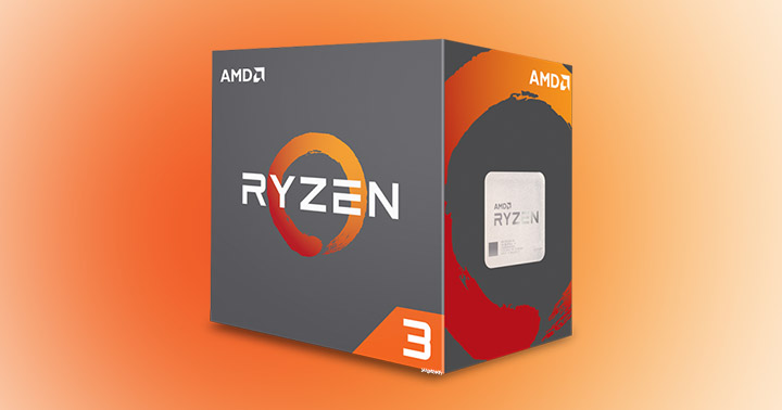 AMD Ryzen 3 processors now in the Philippines, priced