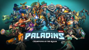 Paladins Rapture Game Test
