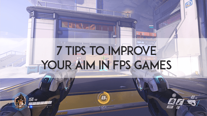 7 Tips to Improve Your Aim in FPS Games - YugaTech | Philippines
