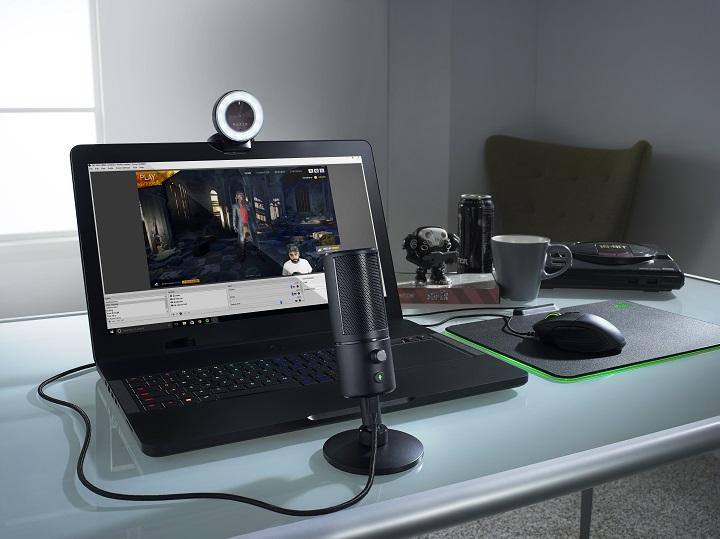 Razer unveils Kiyo and Seiren X streaming hardware