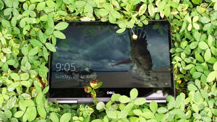 Dell 7373 tablet