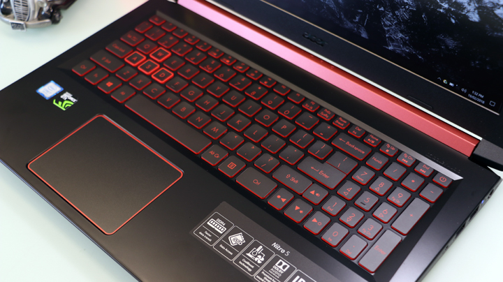 Acer Nitro 5 AN515-51 Hands-On, First Impressions - YugaTech
