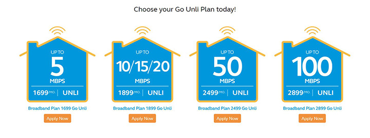 how to avail globe plan