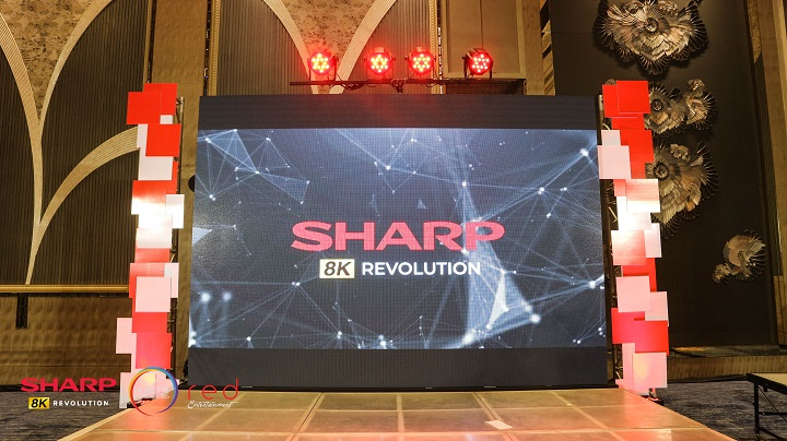 Sharp launches AQUOS 8K LED TV in the Philippines - YugaTech