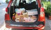 mobilio rs cargo capacity