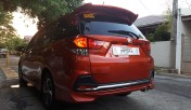 mobilio rs rear