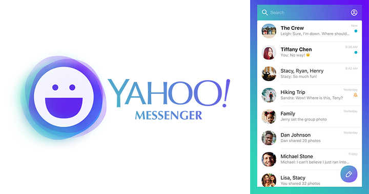 Yahoo Messenger officially shuts down in July - YugaTech