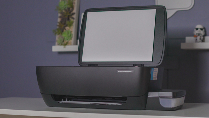 HP Ink Tank 415 Printer: a wireless solution for the office