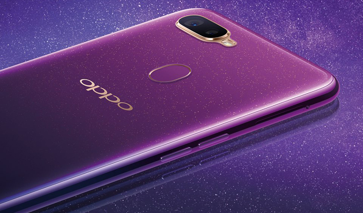 OPPO F9 Starry Purple to arrive in the Philippines