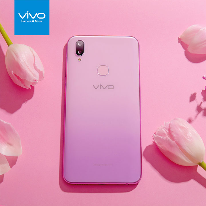 VIVO V11i Fairy Pink now official - YugaTech | Philippines