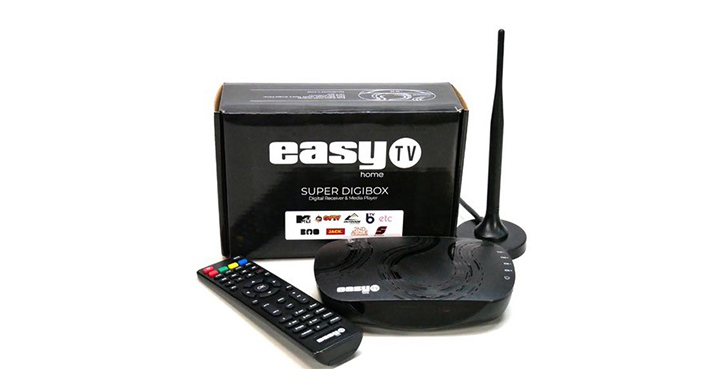 Fast Five: Digital TV Boxes you can buy in the Philippines