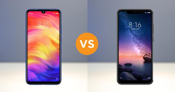 Redmi Note 7 vs Xiaomi Redmi Note 6 Pro: What's Different