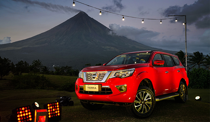 Nissan Terra's Hot Limited Edition Color - YugaTech | Philippines