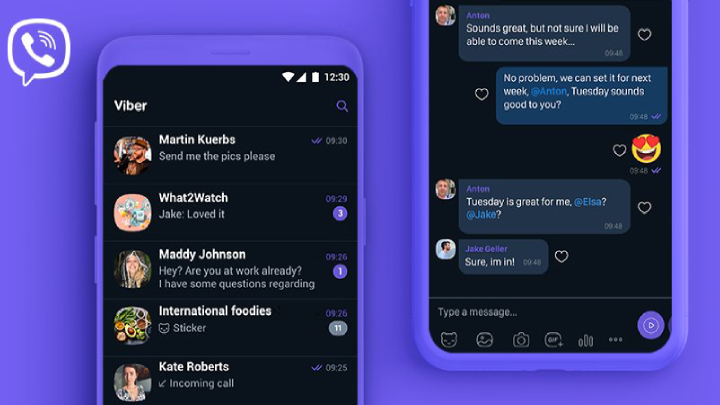 Viber to get dark mode feature soon - YugaTech | Philippines