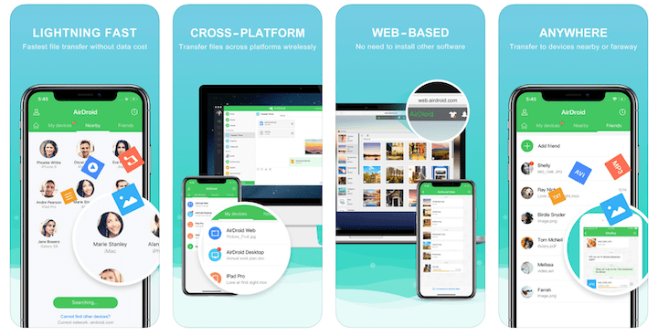 File Transferring Apps (2019 edition) - YugaTech | Philippines Tech