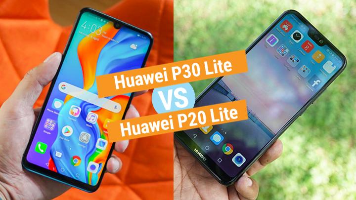 Huawei P30 Lite vs P20 Lite: What's Changed? - YugaTech