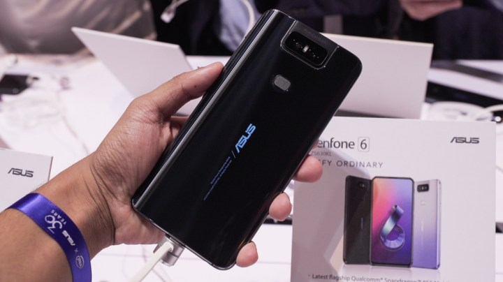 ASUS working with developers for ZenFone 6 custom ROM
