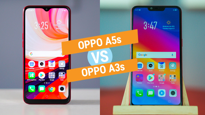 OPPO A5s vs A3s: What's Changed? - YugaTech | Philippines