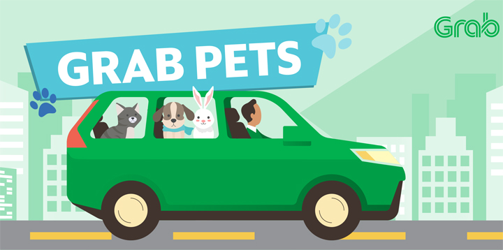 Grab Rolls Out Grabpet Grabfamily In The Philippines Yugatech