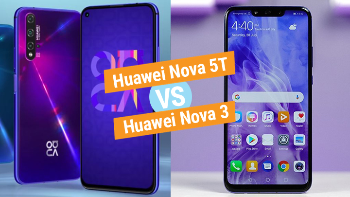 Huawei Nova 5t Vs Nova 3 What S Changed Yugatech