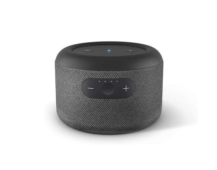 Amazon Echo Input Portable Smart Speaker launches in India