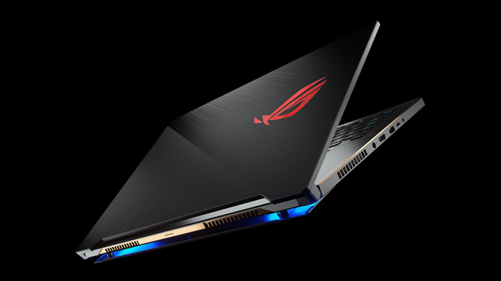 ASUS ROG Zephyrus GX701 gaming laptops now available in