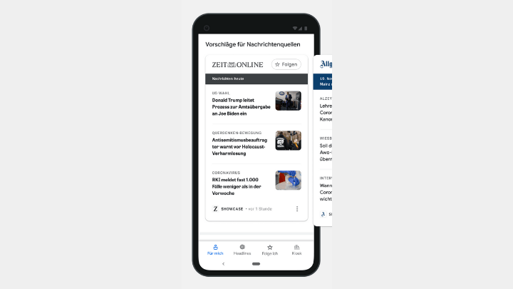 Google News Showcase Feature 1 Ctslover