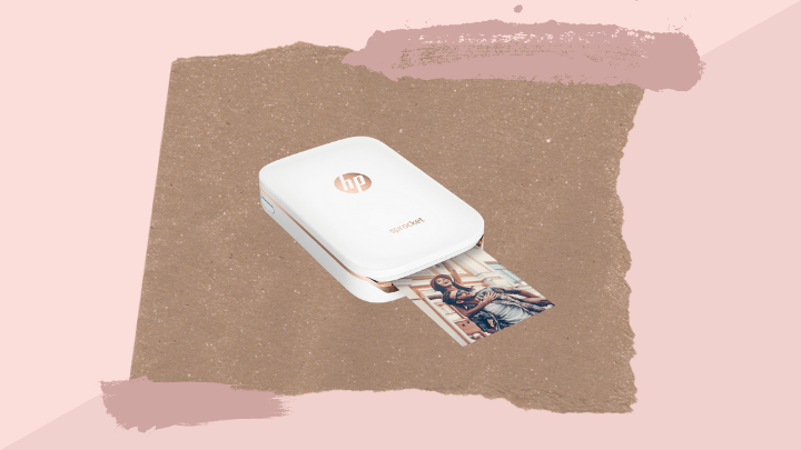 Hp Sprocket 100 Portable Photo Printer Ctslover
