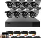 Best Vision 16CH 4-in-1 HD DVR Security Camera System