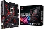 ASUS ROG LGA1151 (300 Series) DDR4 HDMI DVI M.2 ATX Motherboard (Strix B360-H Gaming)
