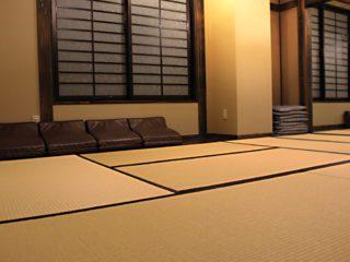 畳の休憩所