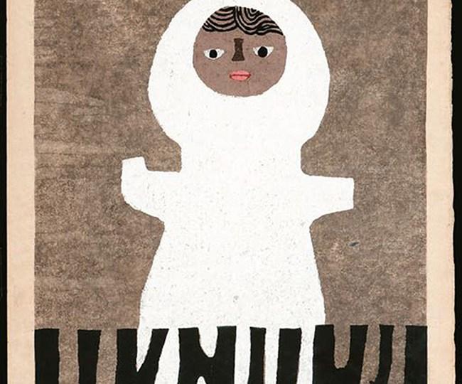 White Figure by Umetaro Azechi
