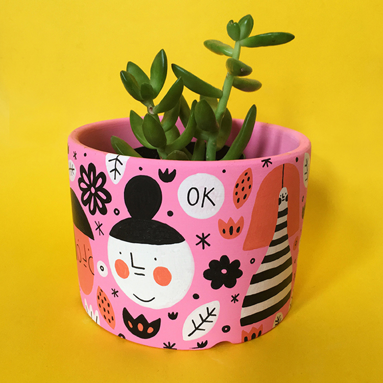 Planter by Molly Egan