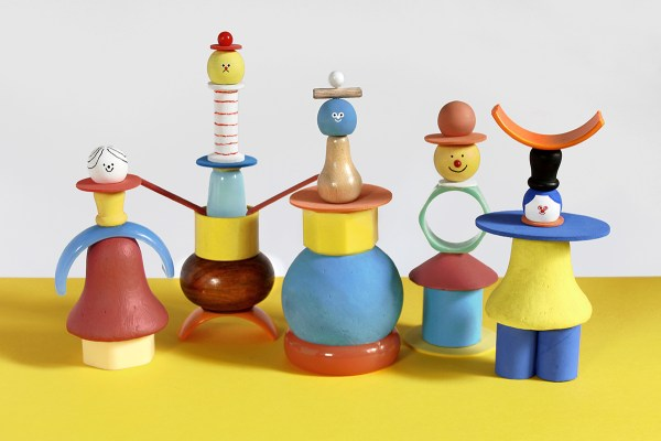 Ed Cheverton's handmade toys
