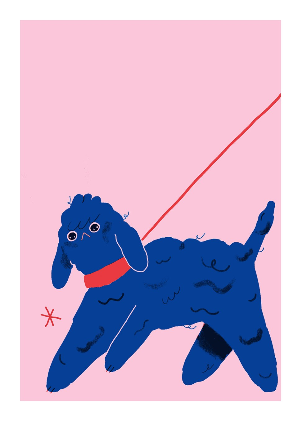 Dream Safari Illustration exhibition artist Helena Covell